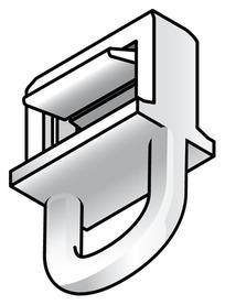 Glissoirs à oeillet lateral Mini Clic