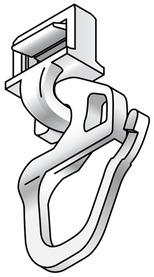 Carrucole per tende con pieghe HC71 Mini Clic