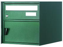 Boîtes à lettres HUBER modèle Vevey