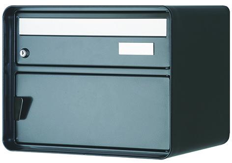 Boîtes à lettres HUBER modèle Lugano