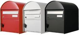 Boîtes à lettres HUBER modèle Arosa/Albula/Aarau