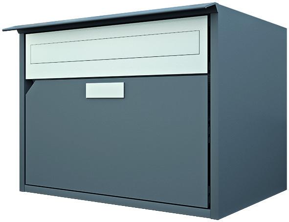 Boîtes à lettres HUBER modèle 400 - seul