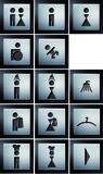 Plaques de symboles PHOS