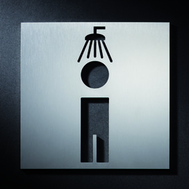 Cartelli con simboli PHOS