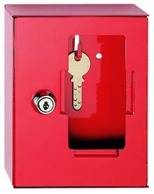 Verres de rechange pour armoires pour clés de secours