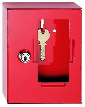 Armoires pour clés de secours