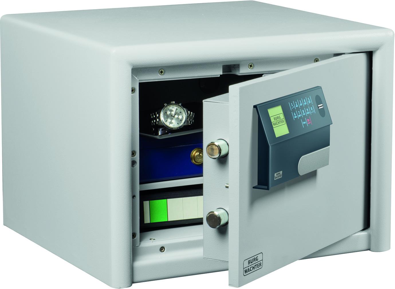 Coffres-forts coupe-feu avec empreinte digitale Dual-Safe BURG-WÄCHTER