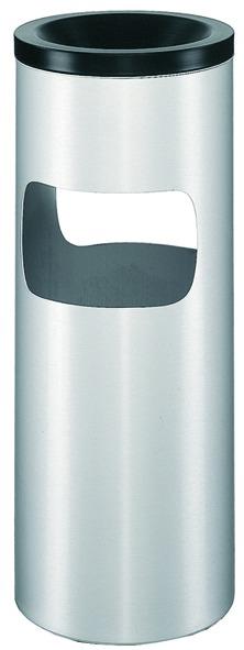 Aschenbechersäule mit Papierkorb MAKK