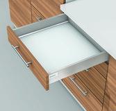 Kit da cassetto flessibili BLUM TANDEMBOX antaro M, bianco seta