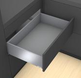 Kit da cassetto frontale flessibili BLUM LEGRABOX pure C, bianco seta