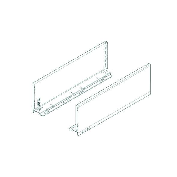 Spondine per cassetto BLUM LEGRABOX pure C / IP, bianco seta