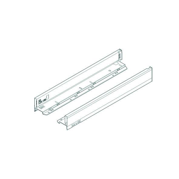 Spondine per cassetto BLUM LEGRABOX pure N / IP, bianco seta