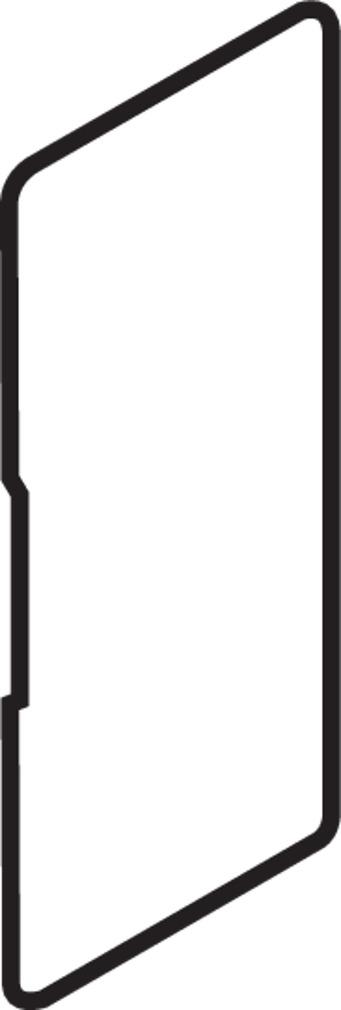 Placche di copertura BLUM LEGRABOX pure N, interno