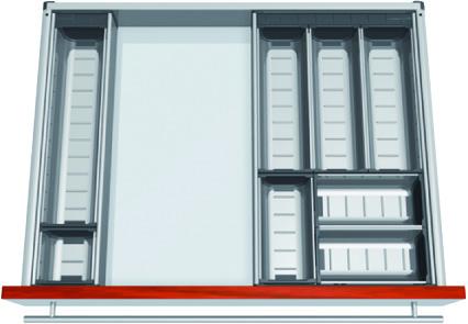 Set vassoio BLUM ORGA-LINE per TANDEMBOX antaro