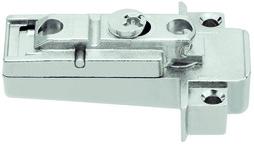 Alu CLIP-Adapterplatte BLUM für Zwischenscharnier AVENTOS HF