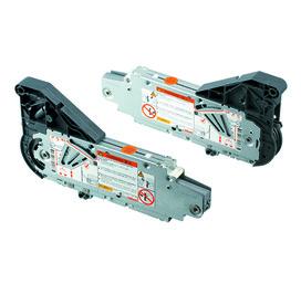 Abattant à armature élévatrice à la verticale BLUM AVENTOS HL / SERVO-DRIVE
