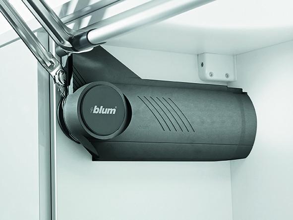 Set de caches BLUM pour abattant à armature élévatrice à la verticale AVENTOS HL / SERVO-DRIVE