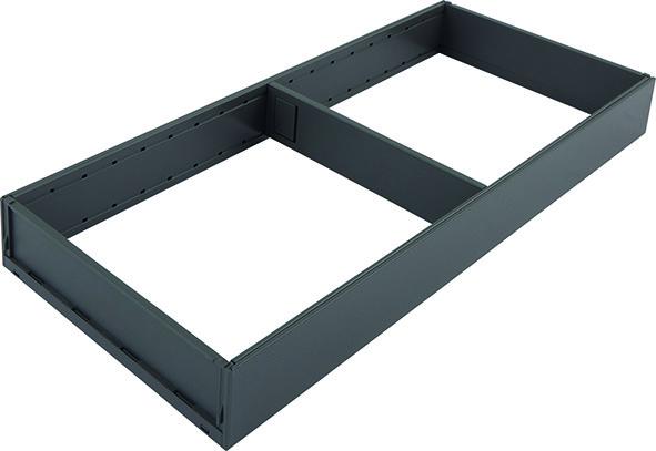 Rahmen für LEGRABOX BLUM AMBIA-LINE 200