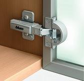 Cerniere a scodellino BLUM CLIP top BLUMOTION, cerniere stretti per alluminio 95 °