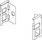 Raccord de paroi arrière en bois BLUM LEGRABOX pure