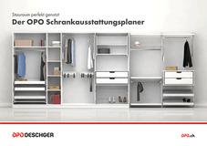 Le planificateur d'équipements pour armoires d'OPO