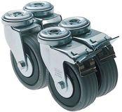 Set di ruote SYS-PORT R/2 FESTOOL 491932