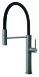 Semi-Pro Einhebelmischer mit Schwenkarm und Auszugsbrause GESSI 60012