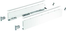 Zargen-Set HETTICH AvanTech YOU Höhe 101 mm, weiss