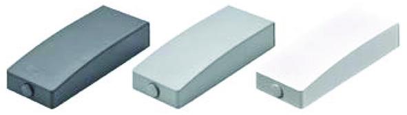 Sistema di apertura Push-to-open HETTICH Silent per frontale per mobili, senza maniglia, con funzione chiusura ammortizzata