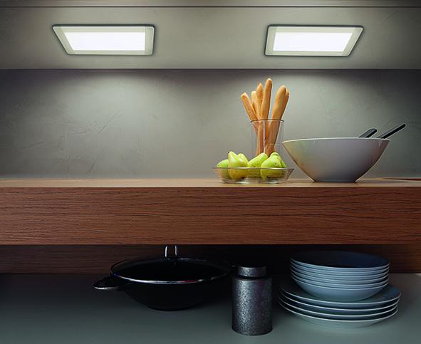 Lampes en applique LED L&S Panel 226 12 V