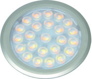 Lampade incassate LED L&S Emotion Nova Plus 78 Round 12 V