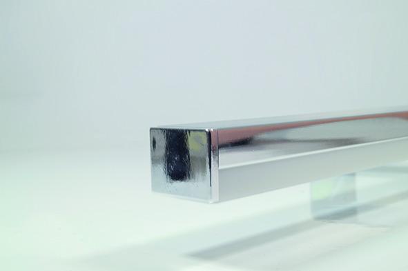 LED Spiegelaufbauleuchten L&S Emotion Lilium II 24 V