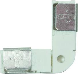 Eckverbinder L&S Tudo 12 / 24 V 8 mm