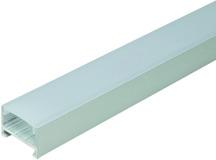 Profili per montaggio esterno o d'incassate LED L&S Porto 1+2 senza diaframmi