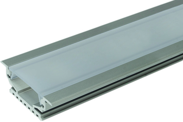 LED Einbauprofile L&S Manila Plus ohne Lichtblende