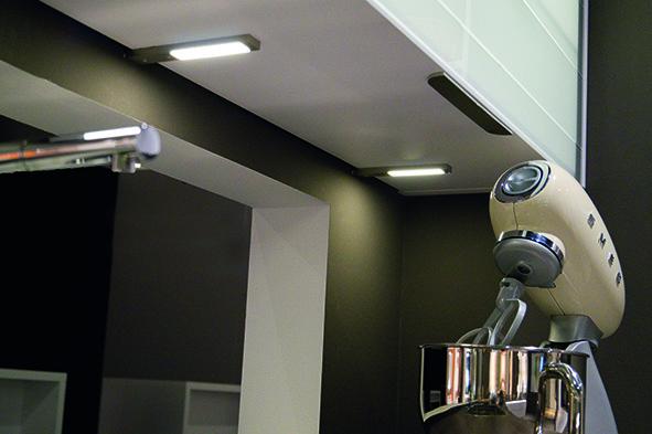 Lampes en applique LED L&S Emotion Rettangolo LFL 12 V