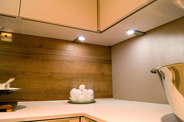 LED Anbauleuchten L&S Emotion Sirio Long 12 V