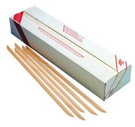 Lamello 153220L25 Baguettes Minispot Meranti 20, L=250 mm