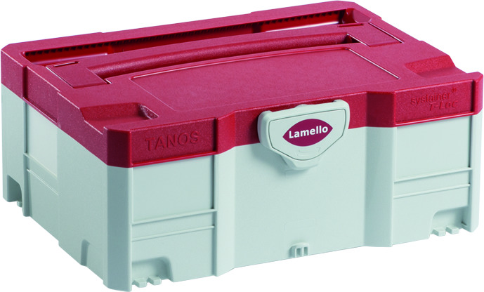 Lamello 331565E Systainer II T-loc avec insert et 6 séparations