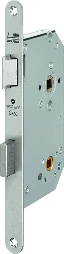 Serrures à mortaiser de sûreté CASA-Alpha 1255