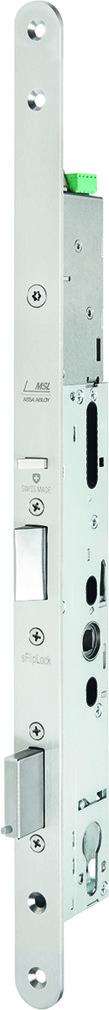 Motorisches Einsteckschloss MSL sFlipLock access 15574PE-SV-ZF
