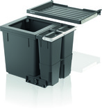 Abfall-Einsatzsystem MÜLLEX X-LINE X55 L5 Basic