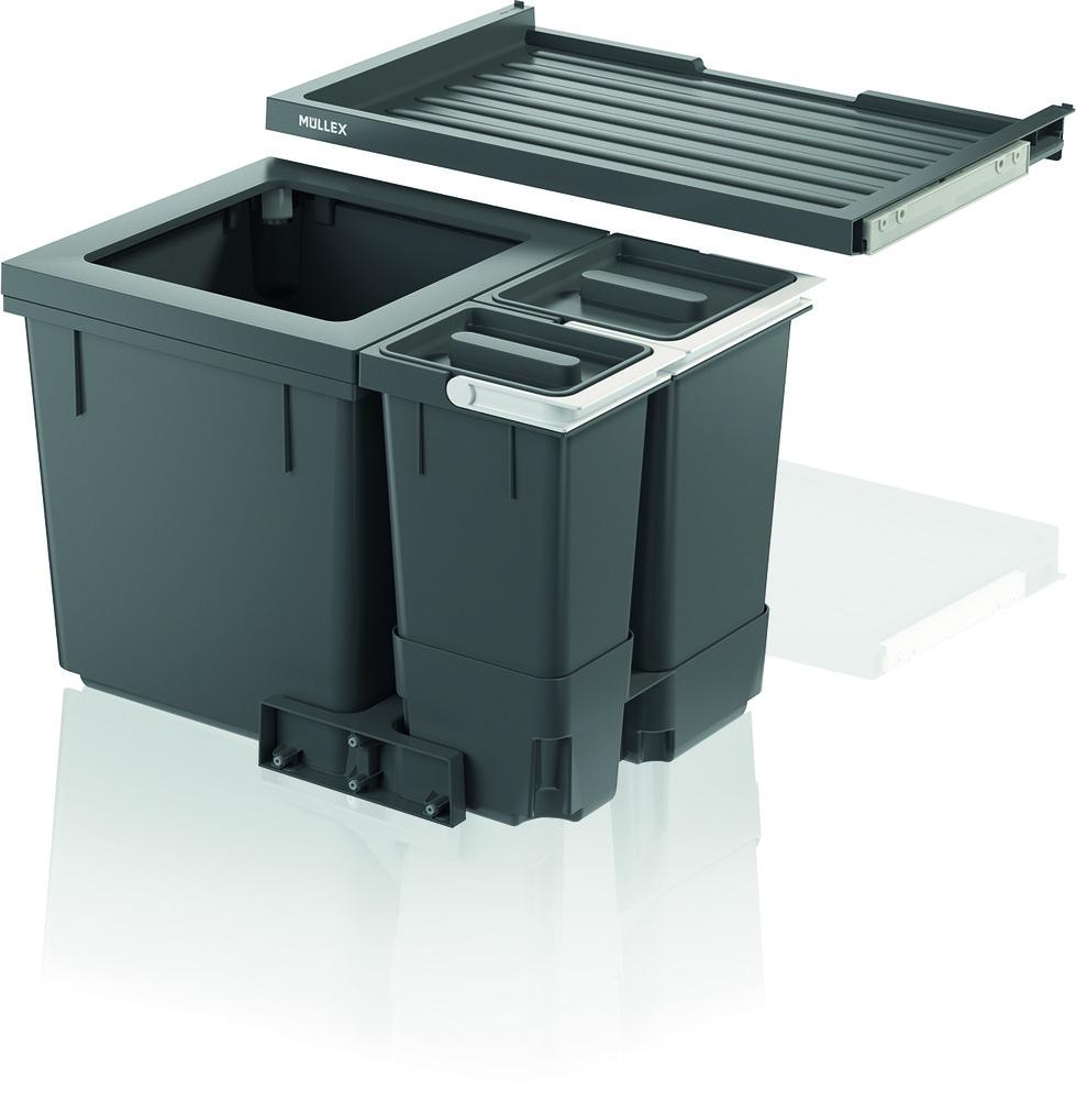 Systeme de déchets MÜLLEX X-LINE X60 Basic