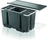 Abfall-Einsatzsystem MÜLLEX X-LINE X90 L6 Basic